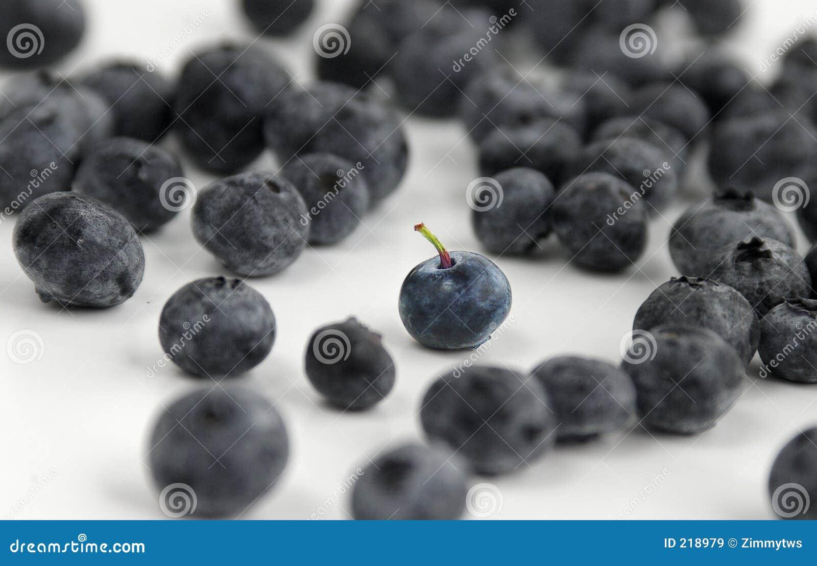 Dużo jagodowe