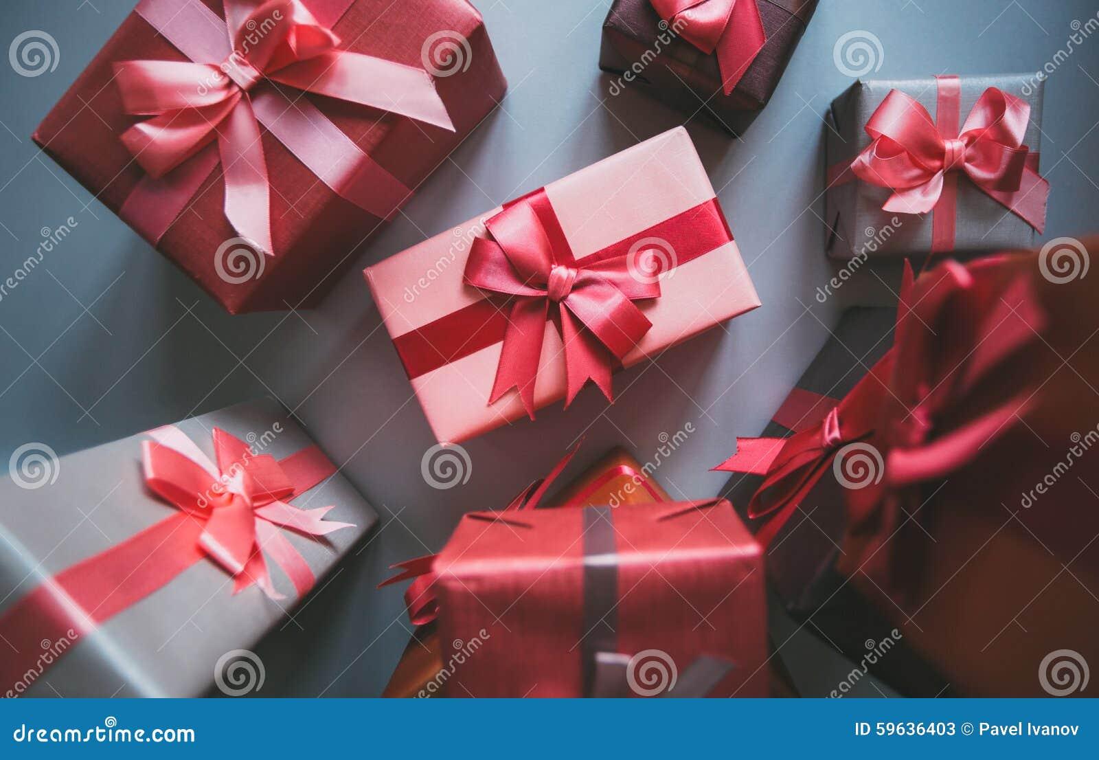 Dużo prezentów