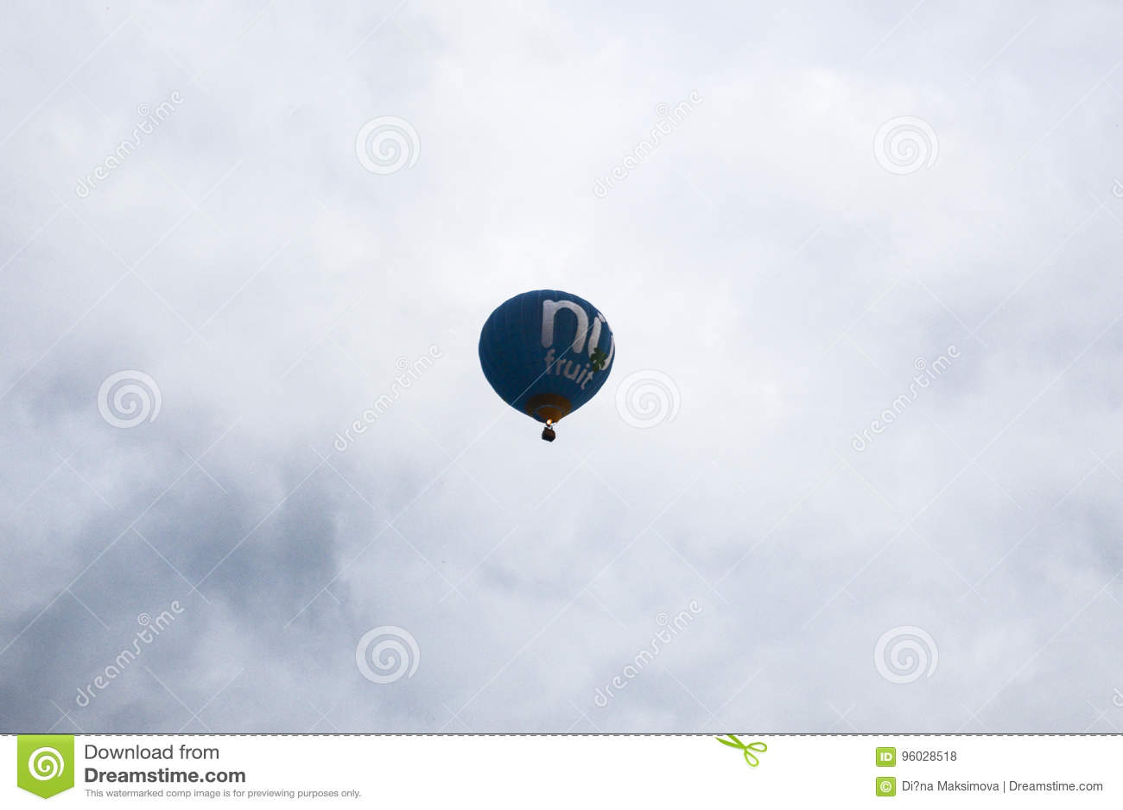 Duży balon