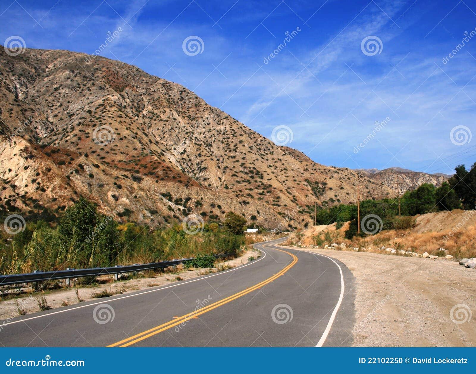 Duży jaru drogi tujunga
