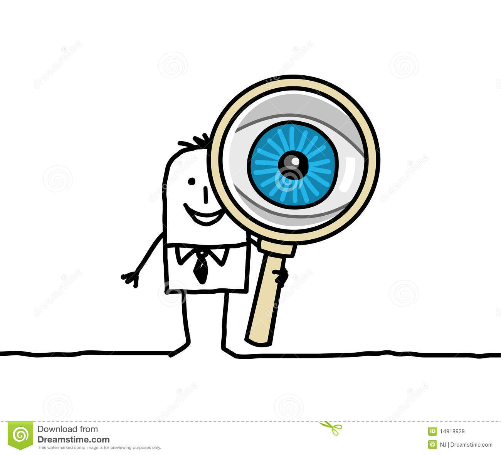 Duży oka szklany target51_0_
