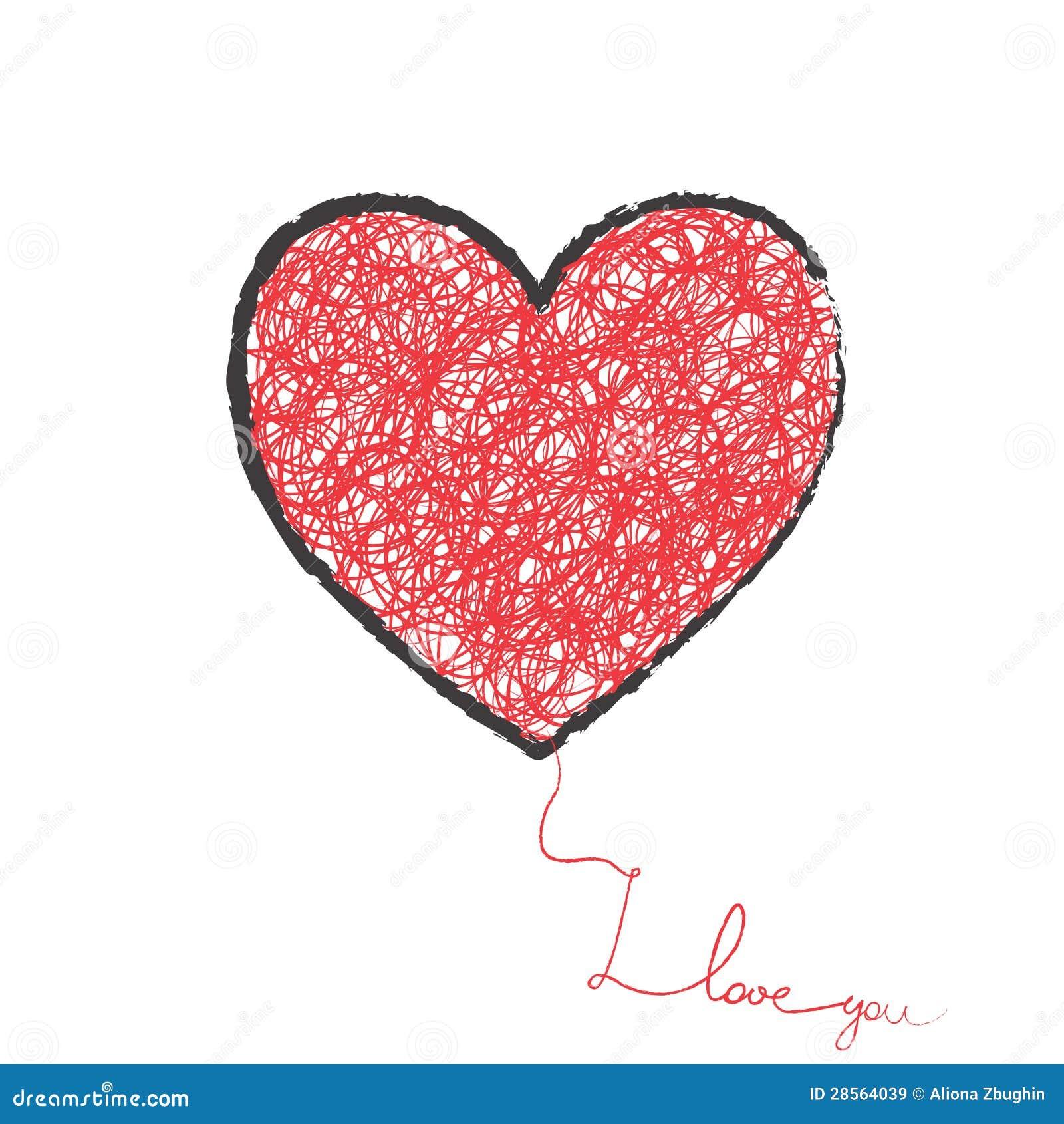 Duży serce
