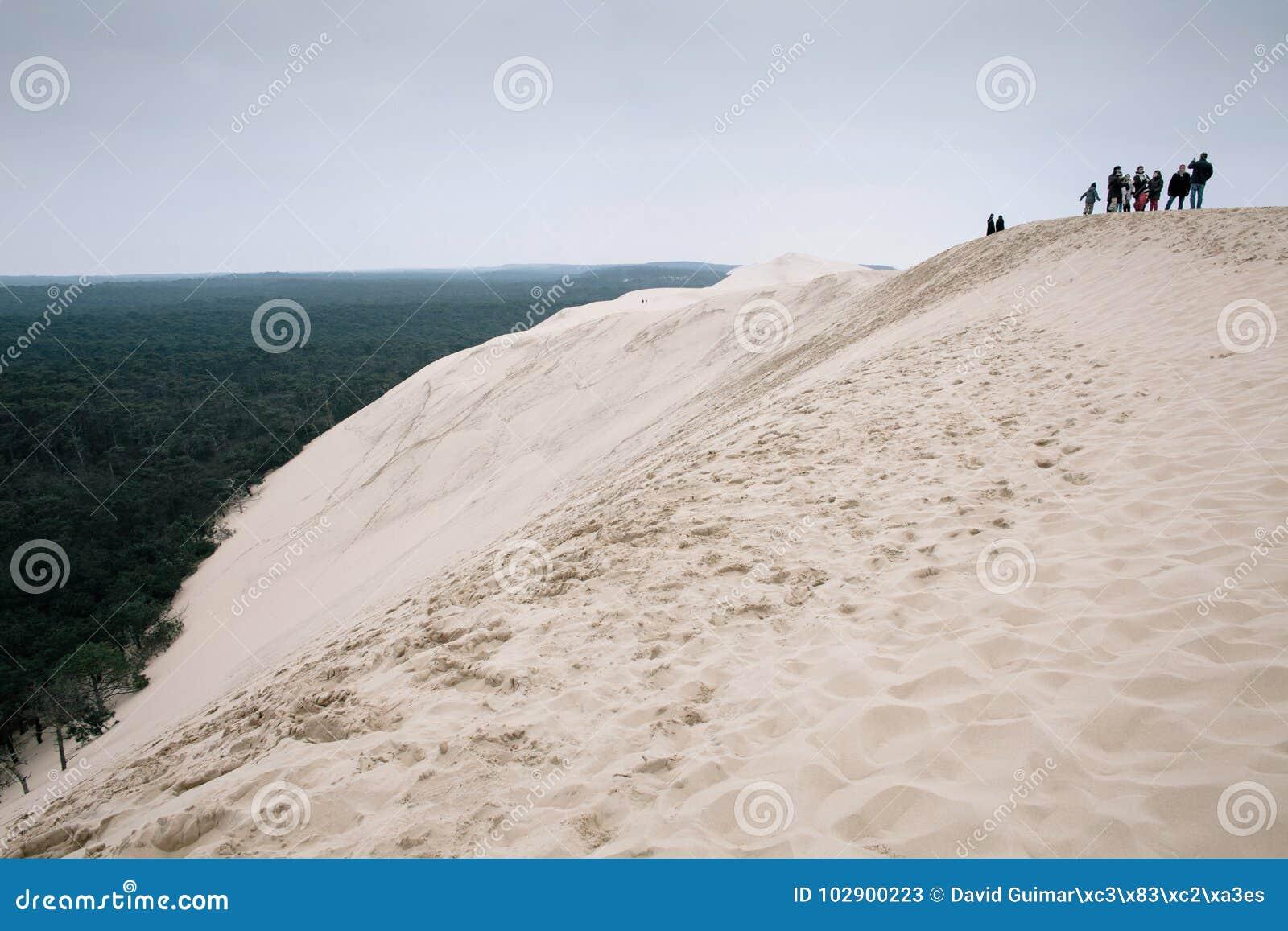 Du dune pilat