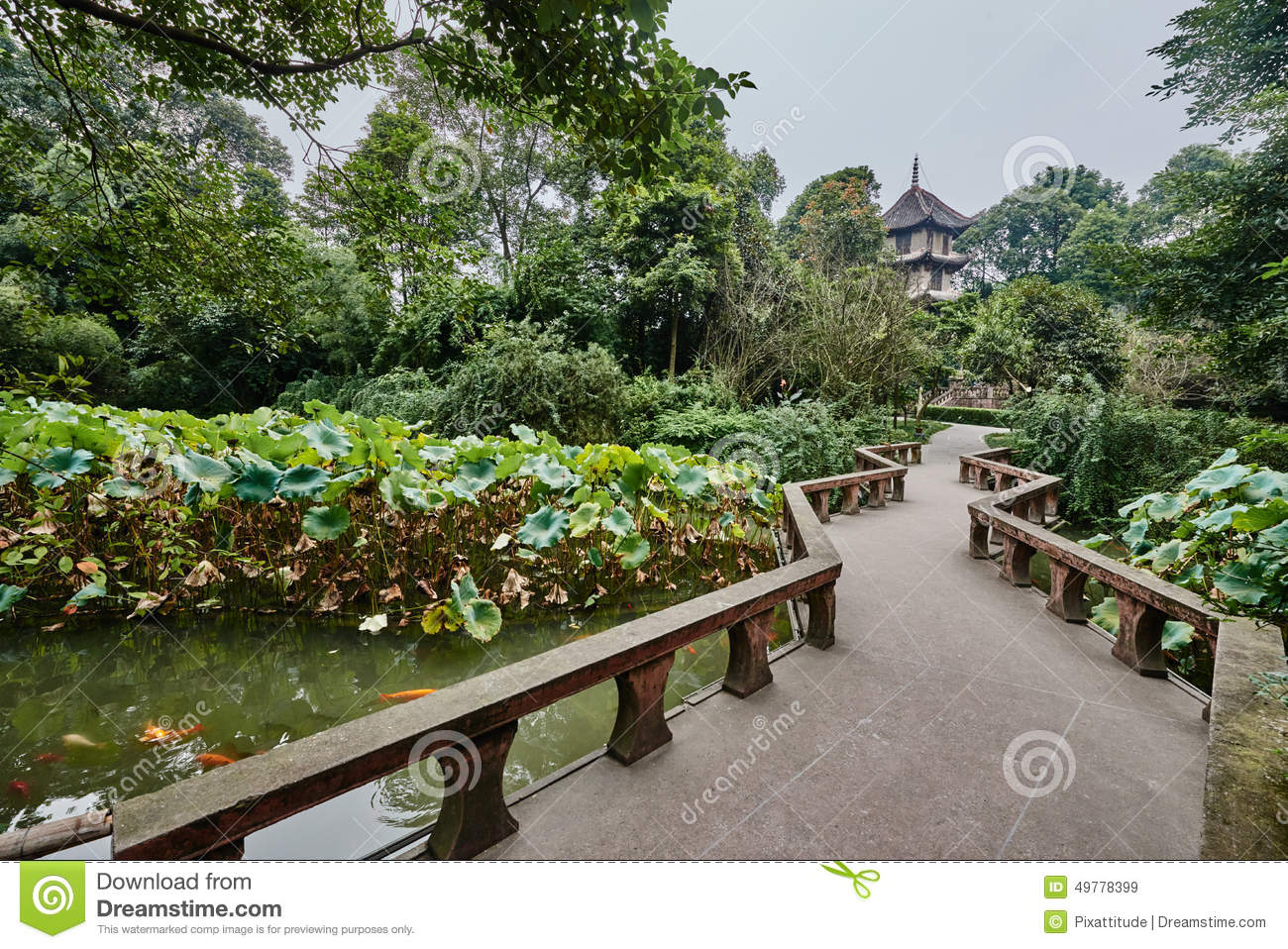 Download Du Fu Thatched Cottage Chengdu Sichuan China Stock Image - Image of culture, thatched: 49778399