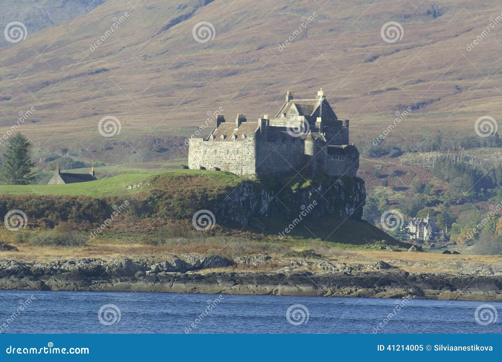 Duartkasteel, Schotland