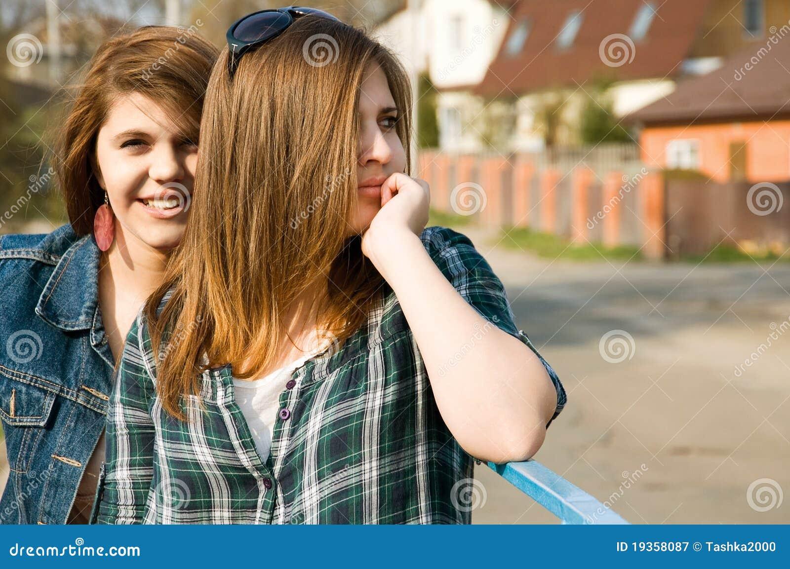 Duas raparigas