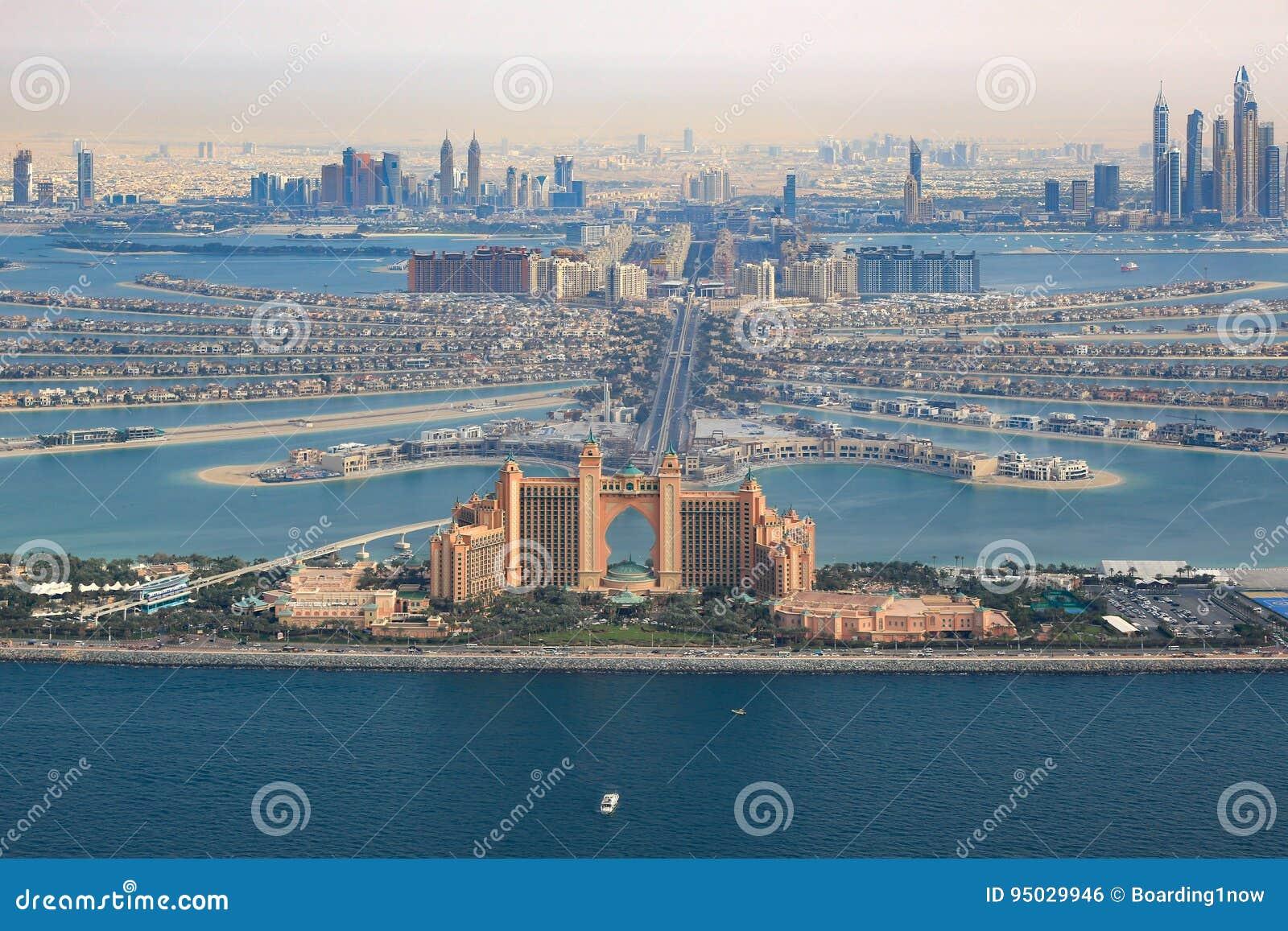 Dubai flyg hotell