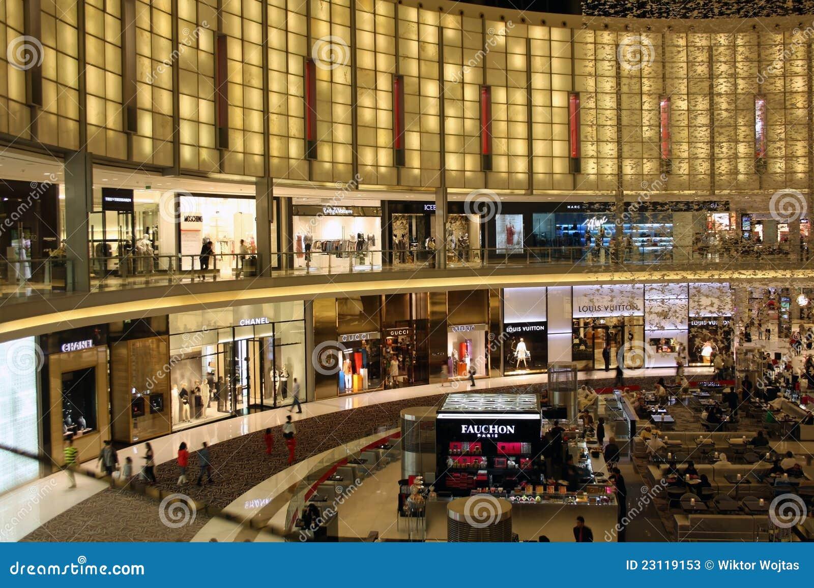 Dubai centrum handlowe