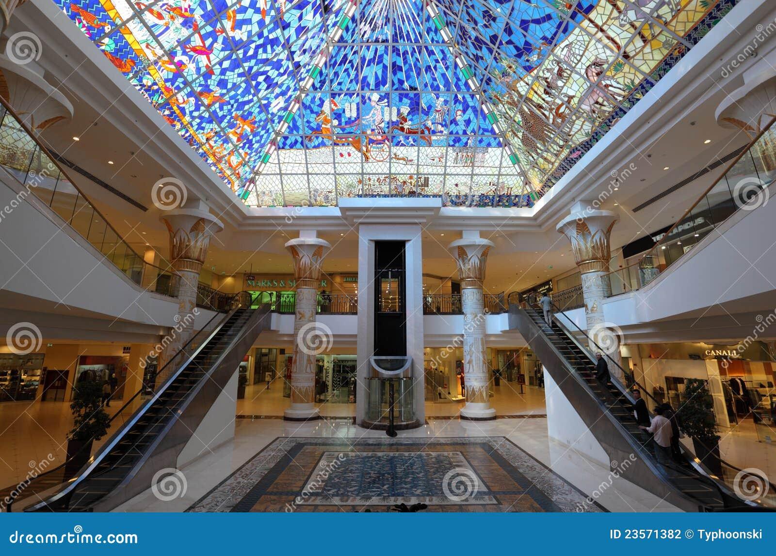 Dubai centrum handlowego wafi