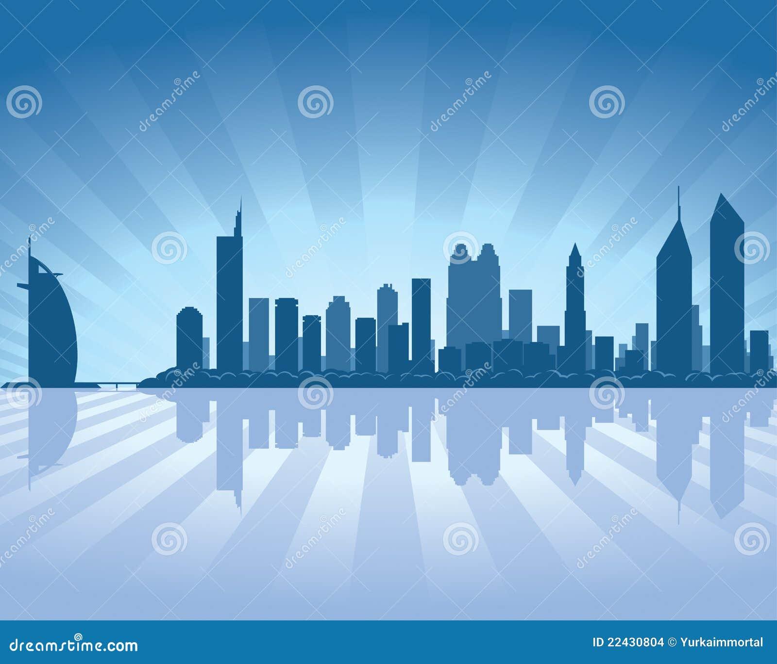 Dubai horisont