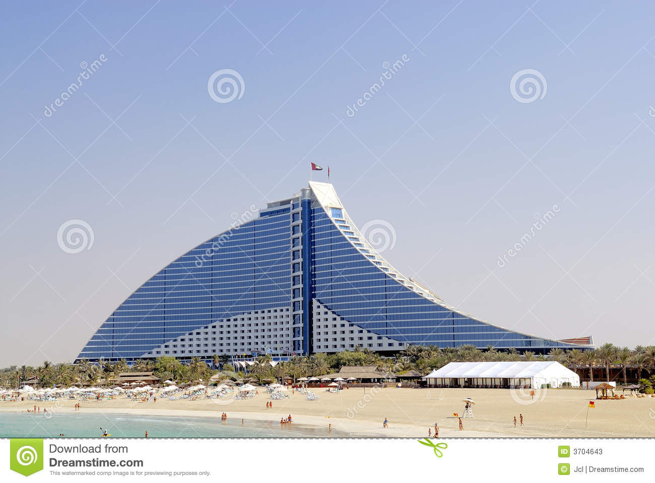 Dubai hotel stock photos image 3704643 for Dubai hotels near beach