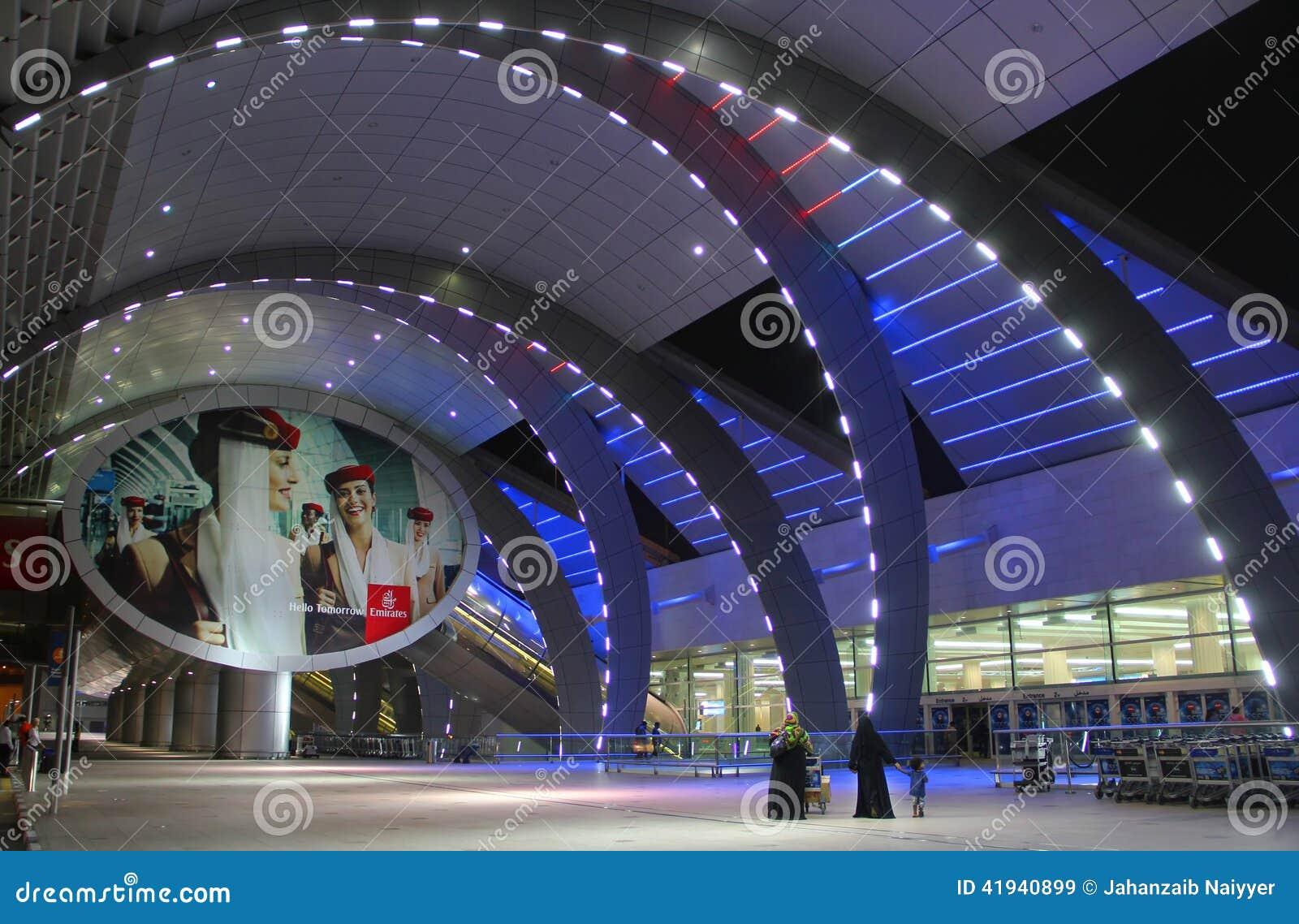 Dubai International Lotniskowy Terminal 3