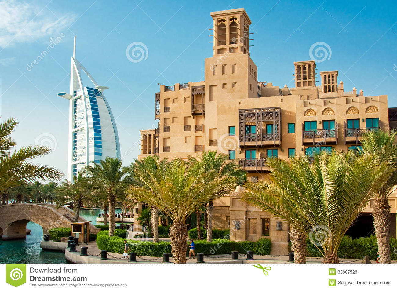Dubai june 3 the famous hotel and tourist district for Dubai famous hotel