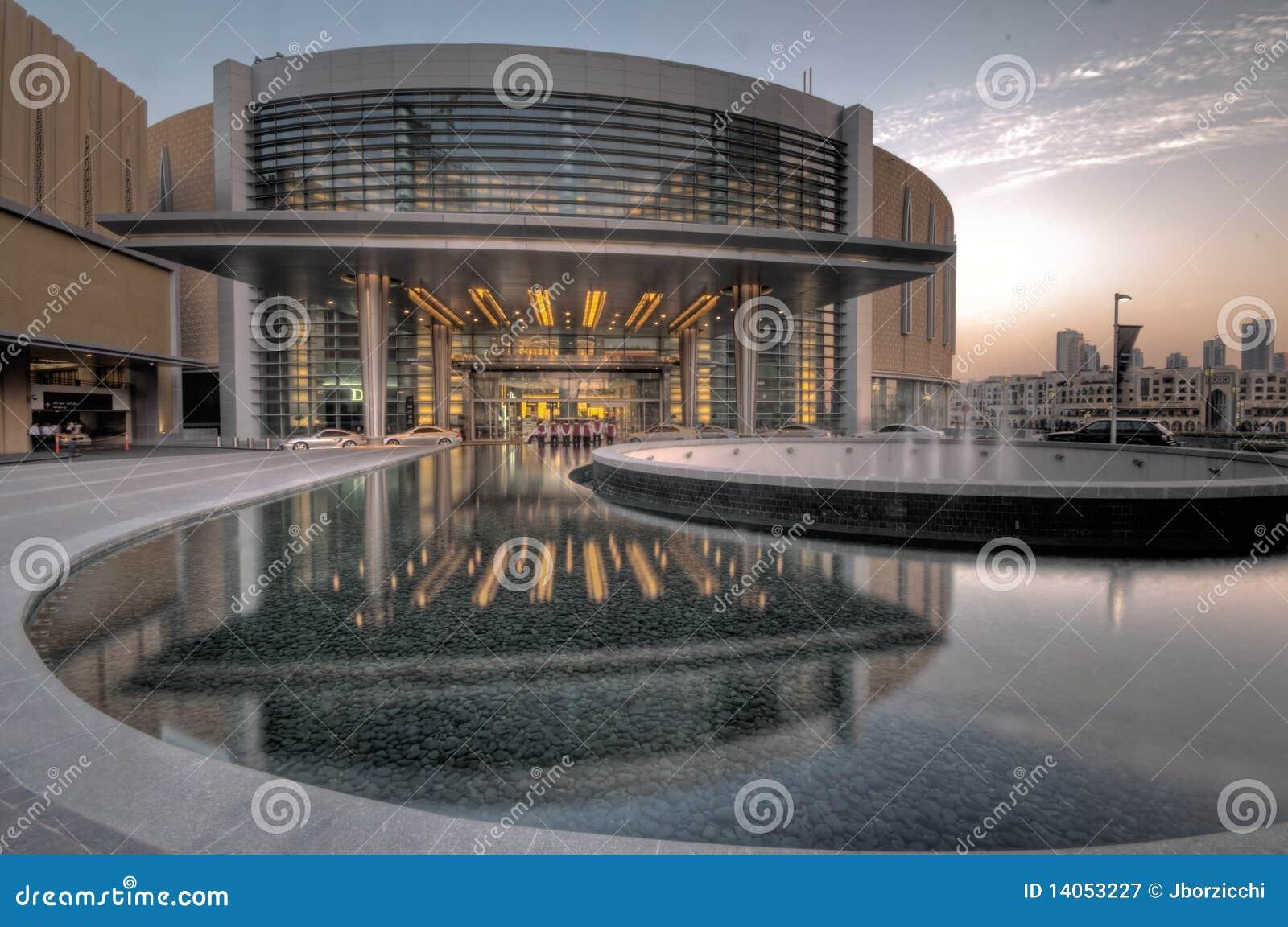 Dubai Mall, Dubai City.UAE