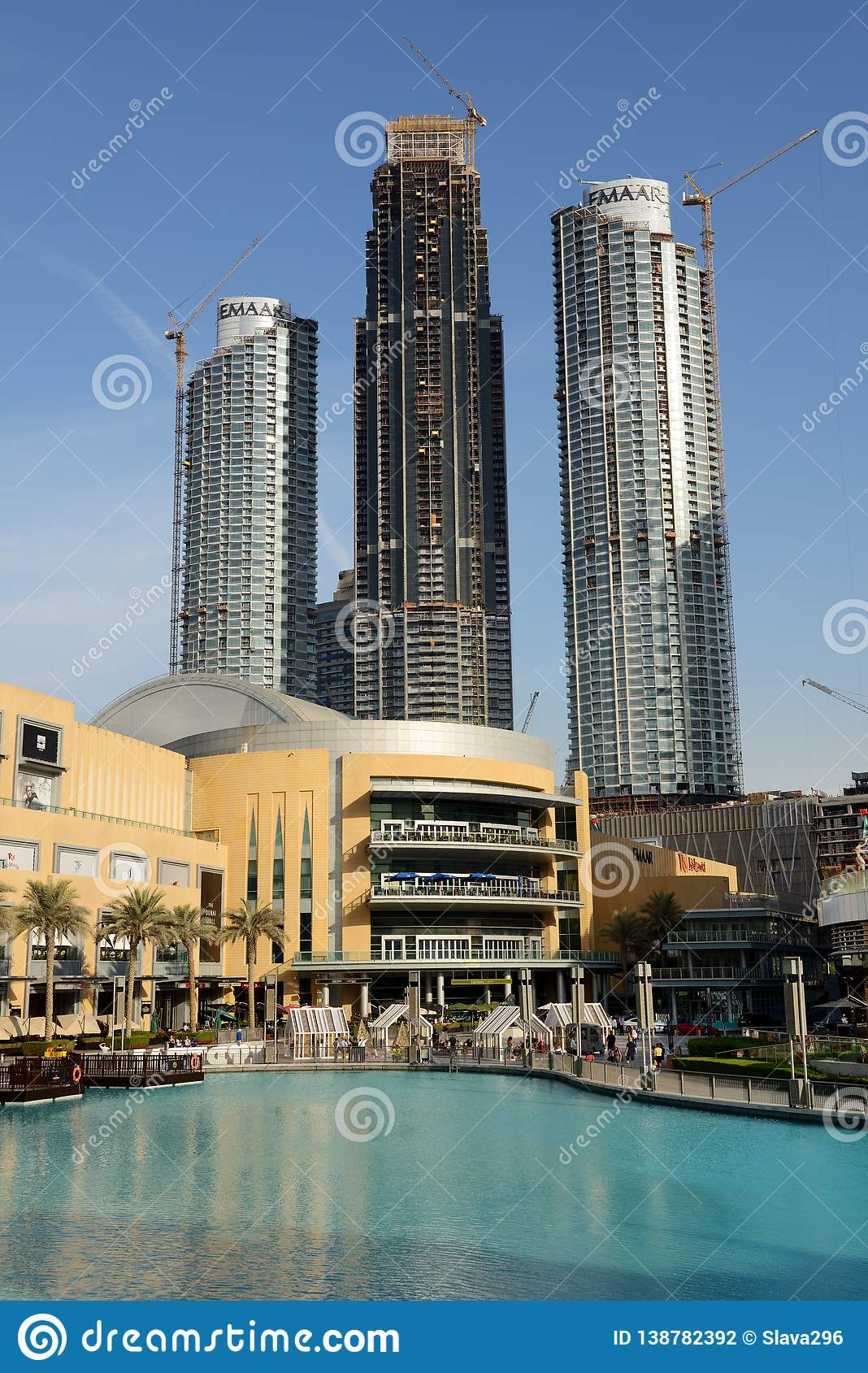 The Dubai Mall Is The Worlds Largest Shopping Mall And