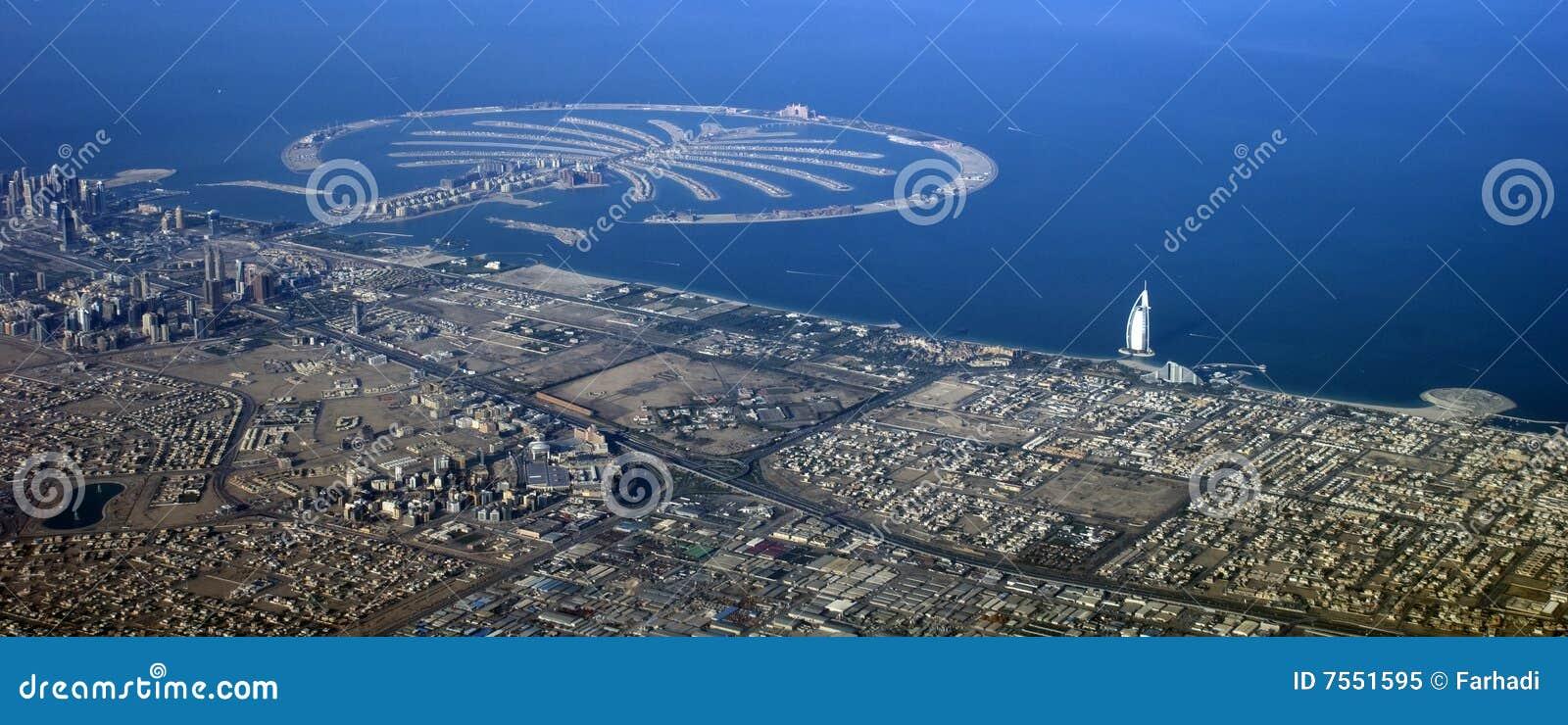 Dubai-Palmeninsel