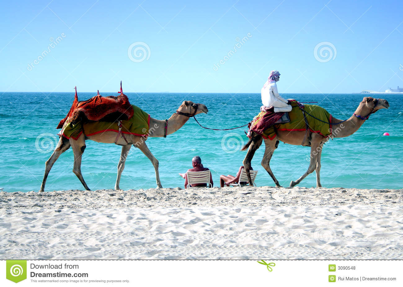 Dubai-Strand