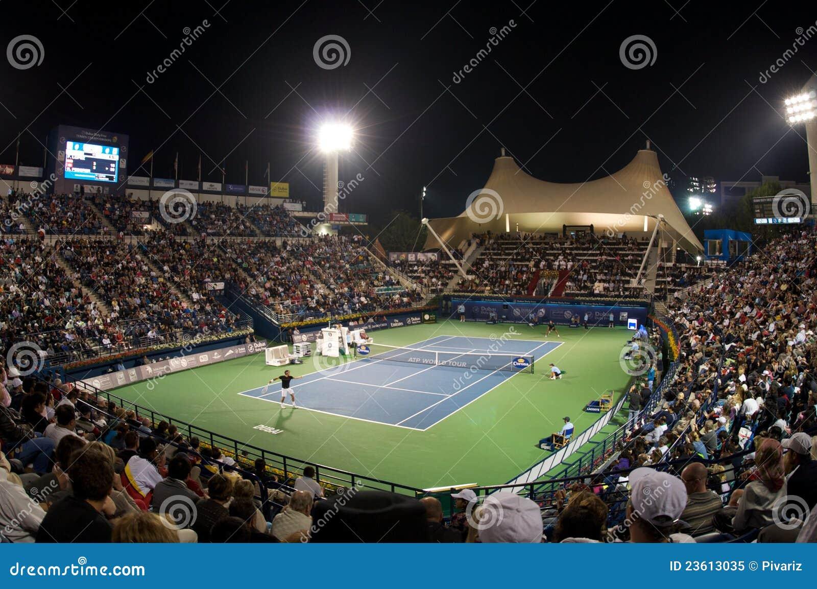 Dubai tennisturnering 2012