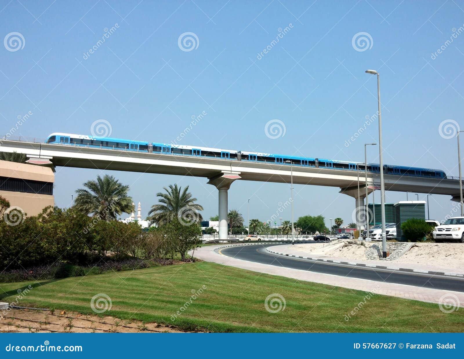 Dubaj metro