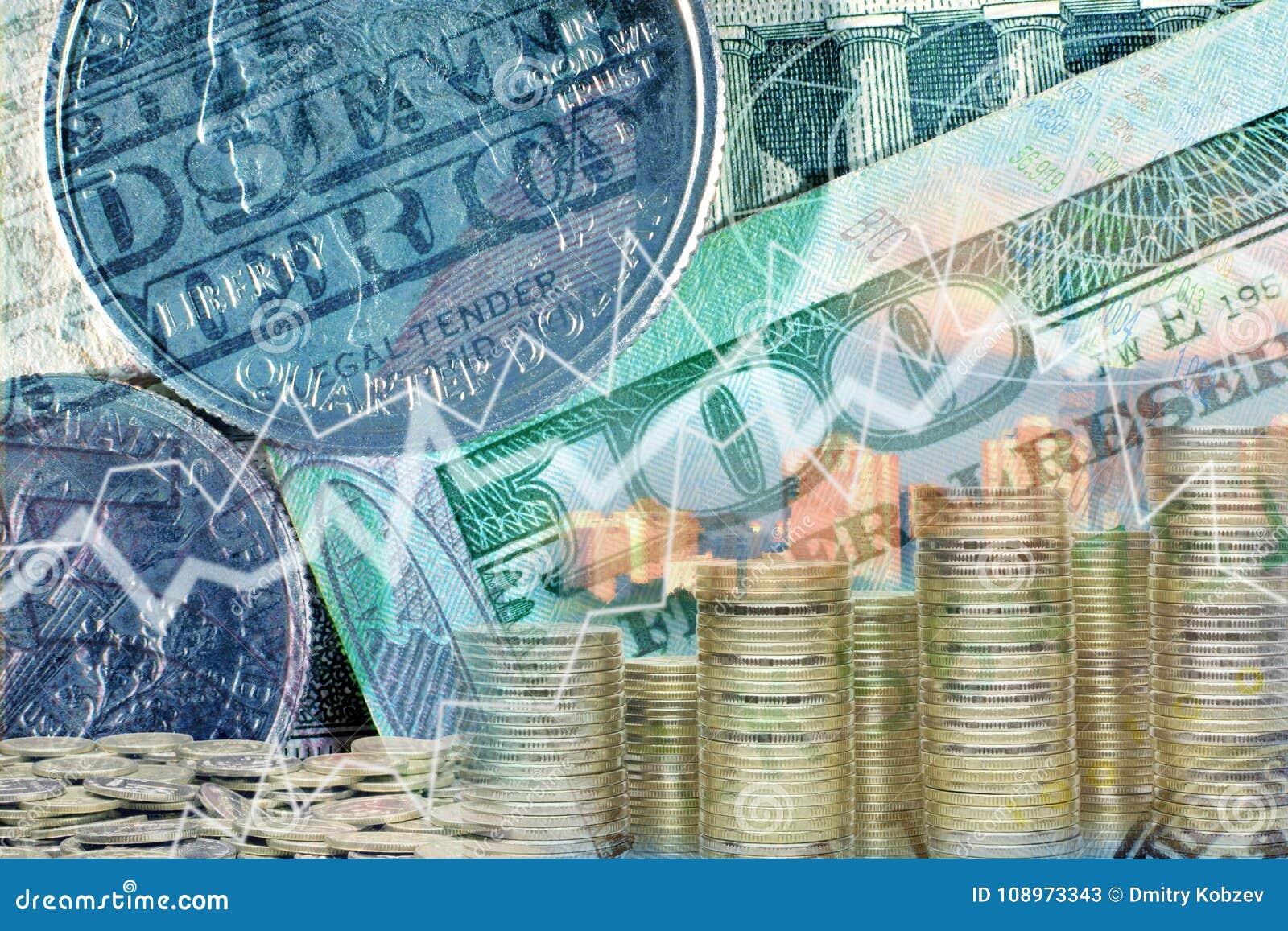 Dubbele onthulling van het prijsprogramma voor de munt stapel