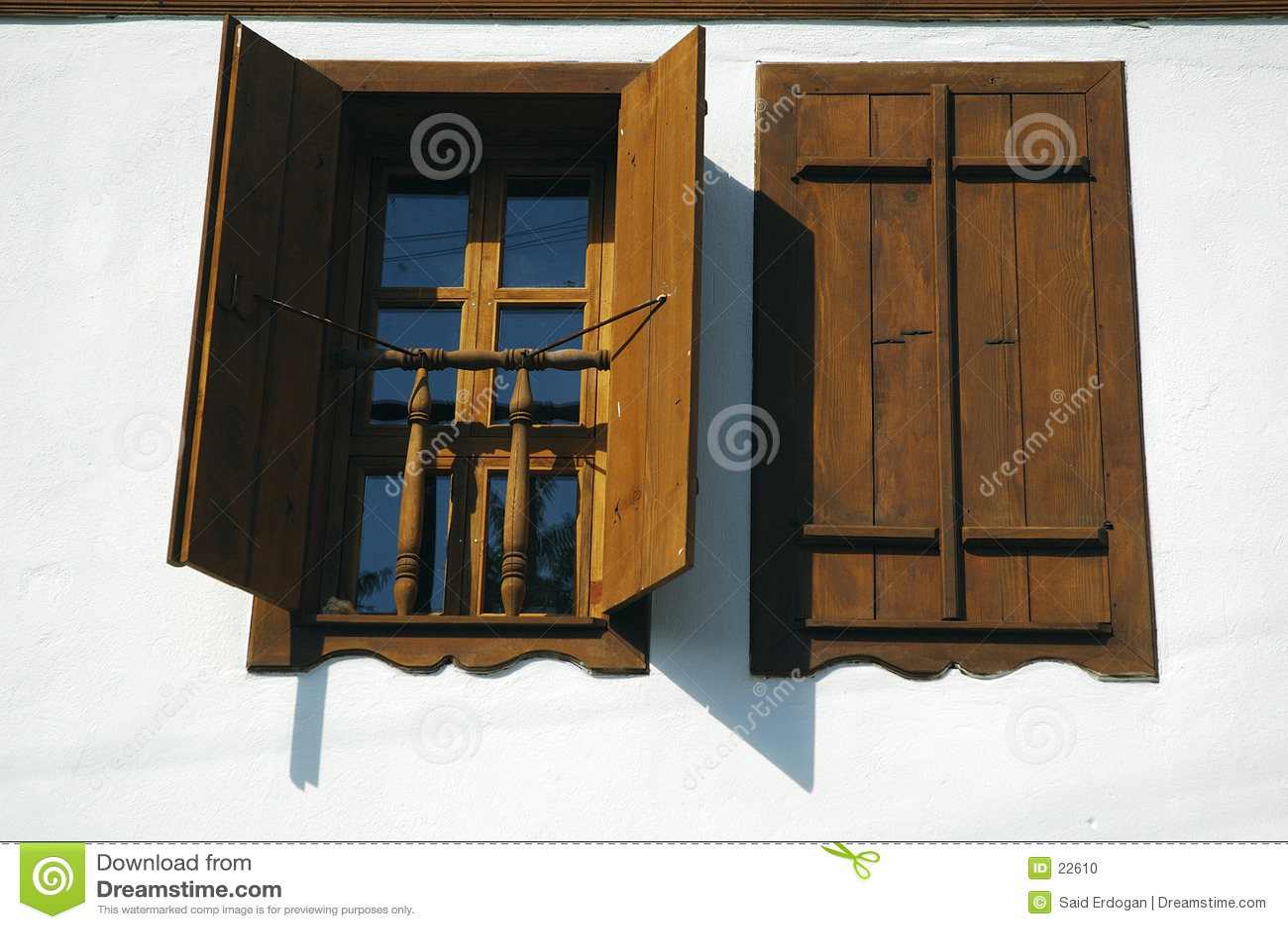 Dubbla fönster