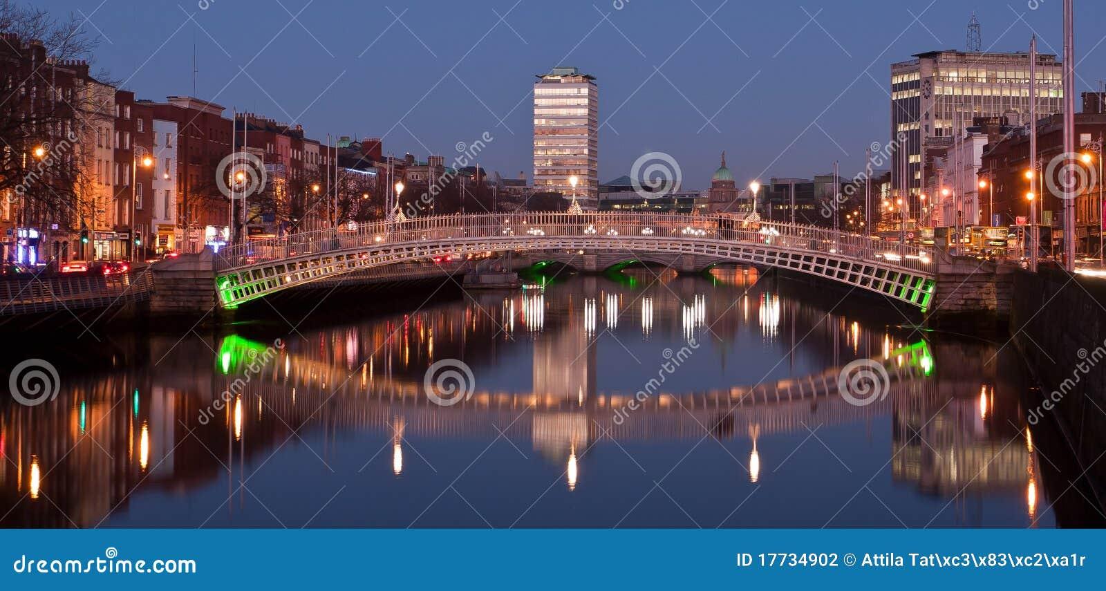 Dublin afton