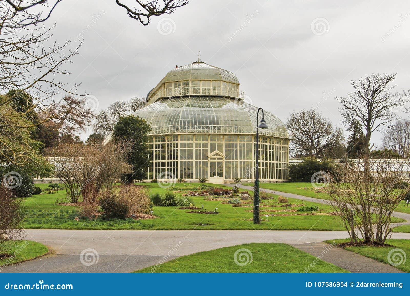 Dublin Botanical Garden en Irlande