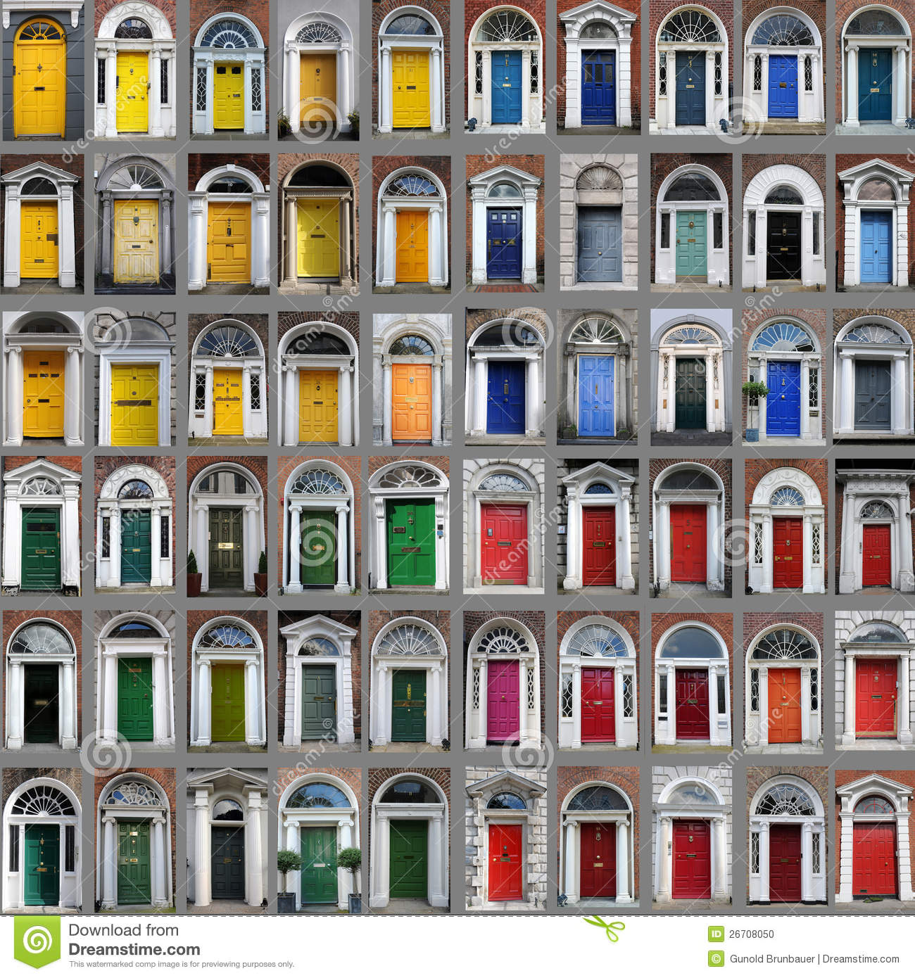 Dublin doors & Dublin doors stock photo. Image of craftsmanship colors - 26708050 pezcame.com