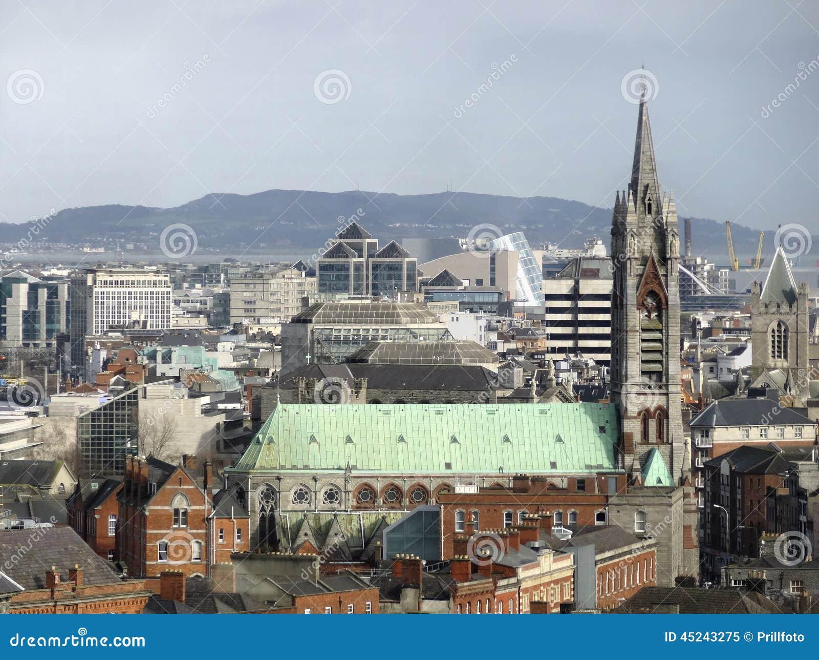 Dublin in Ierland