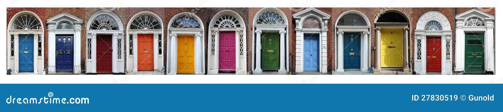 Dublin-Türen