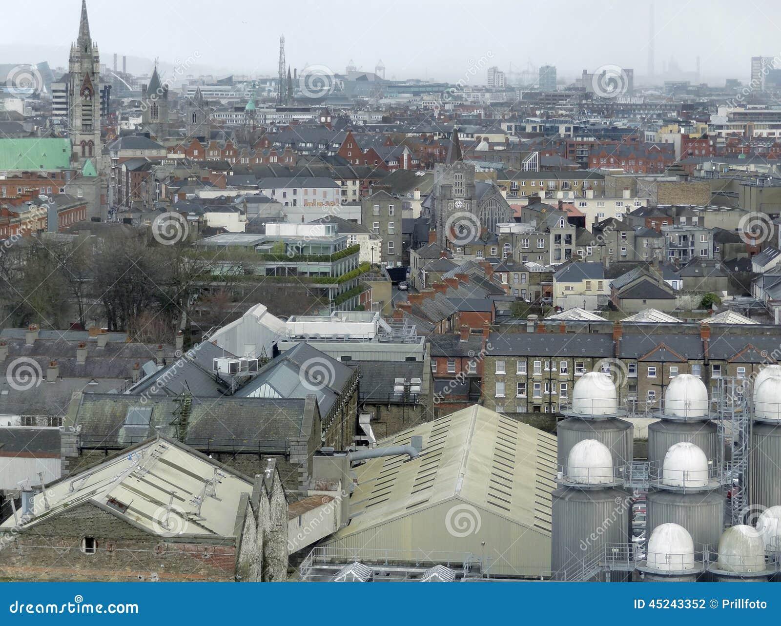 Dublino in Irlanda