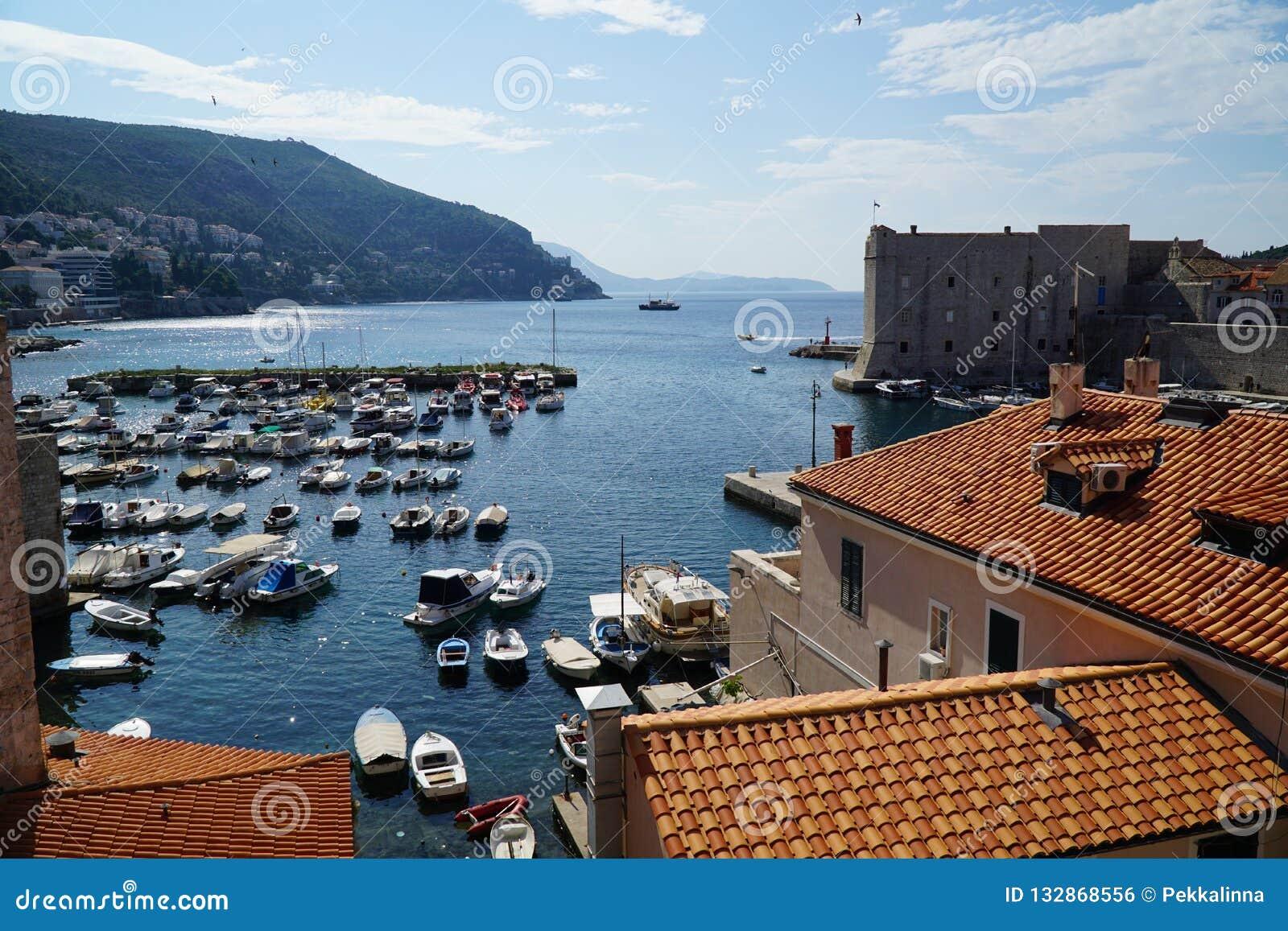 Dubrovnik παλαιά πόλη