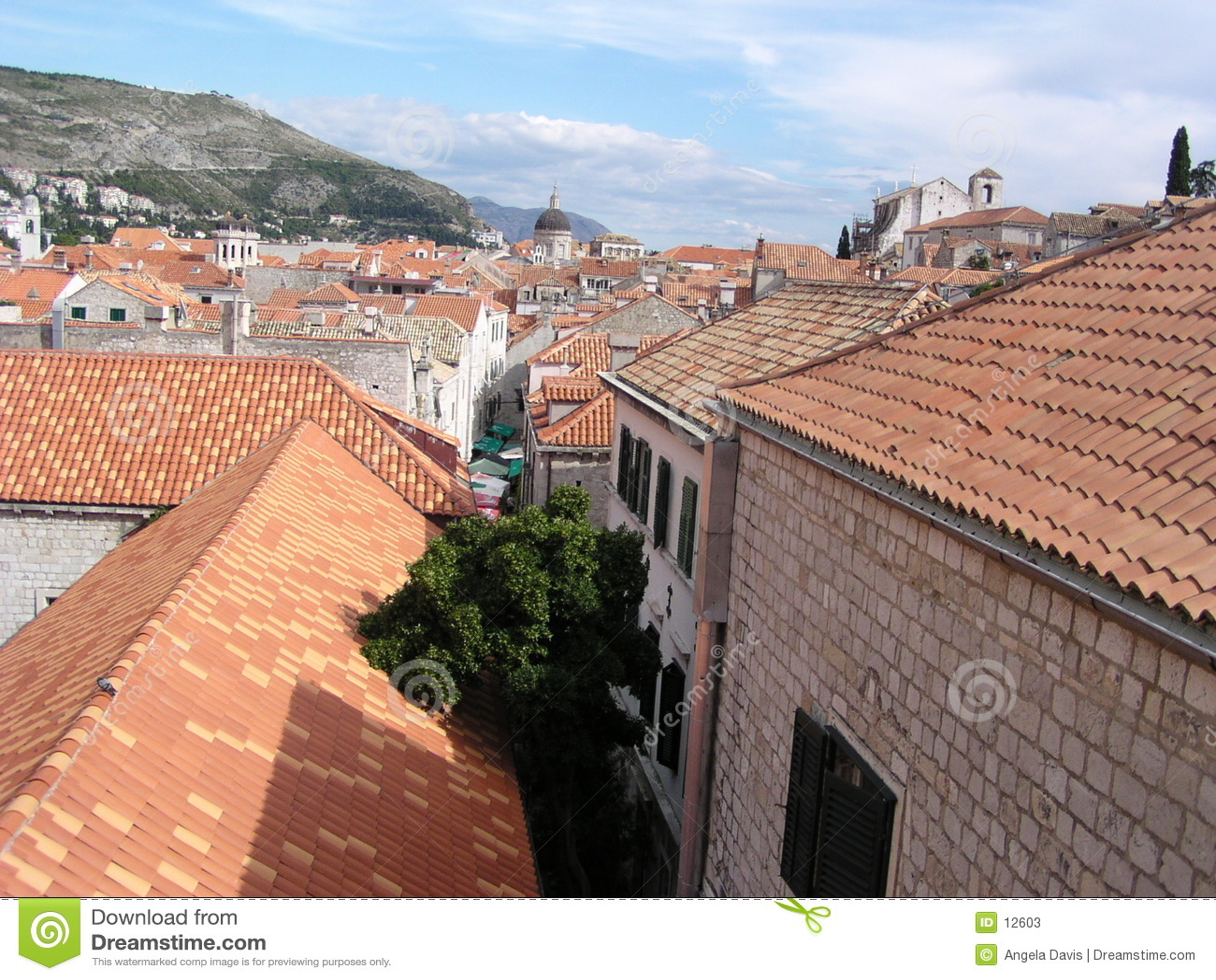 Dubrovnik στέγες