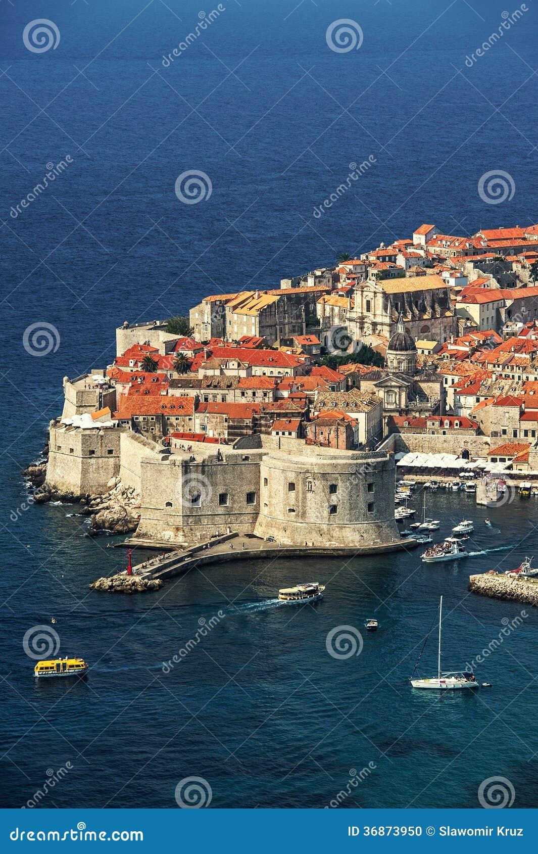 Dubrovnik en Croatia