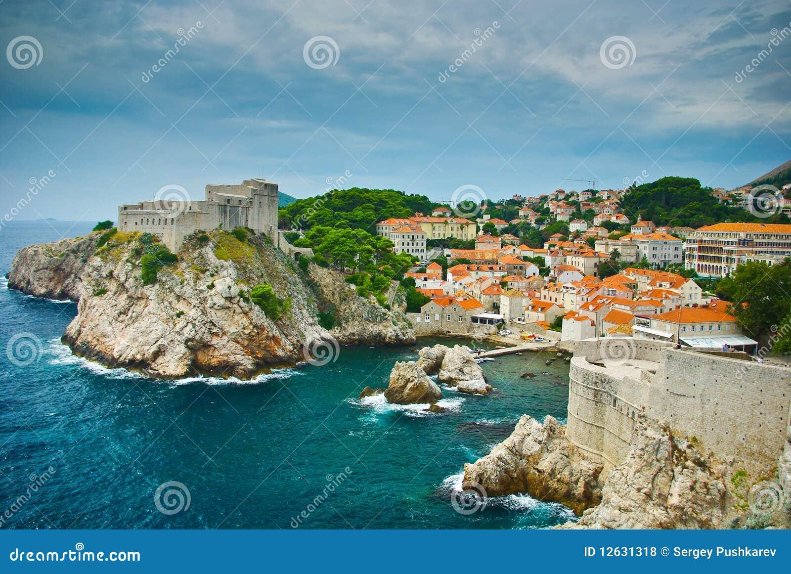 Dubrovnik fästning