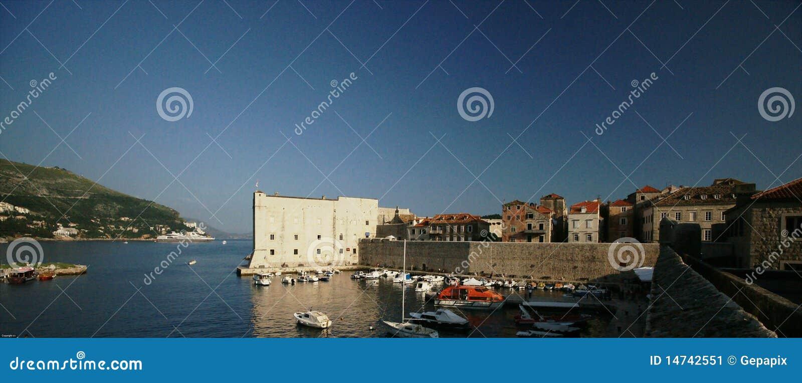 Dubrovnik-Hafen