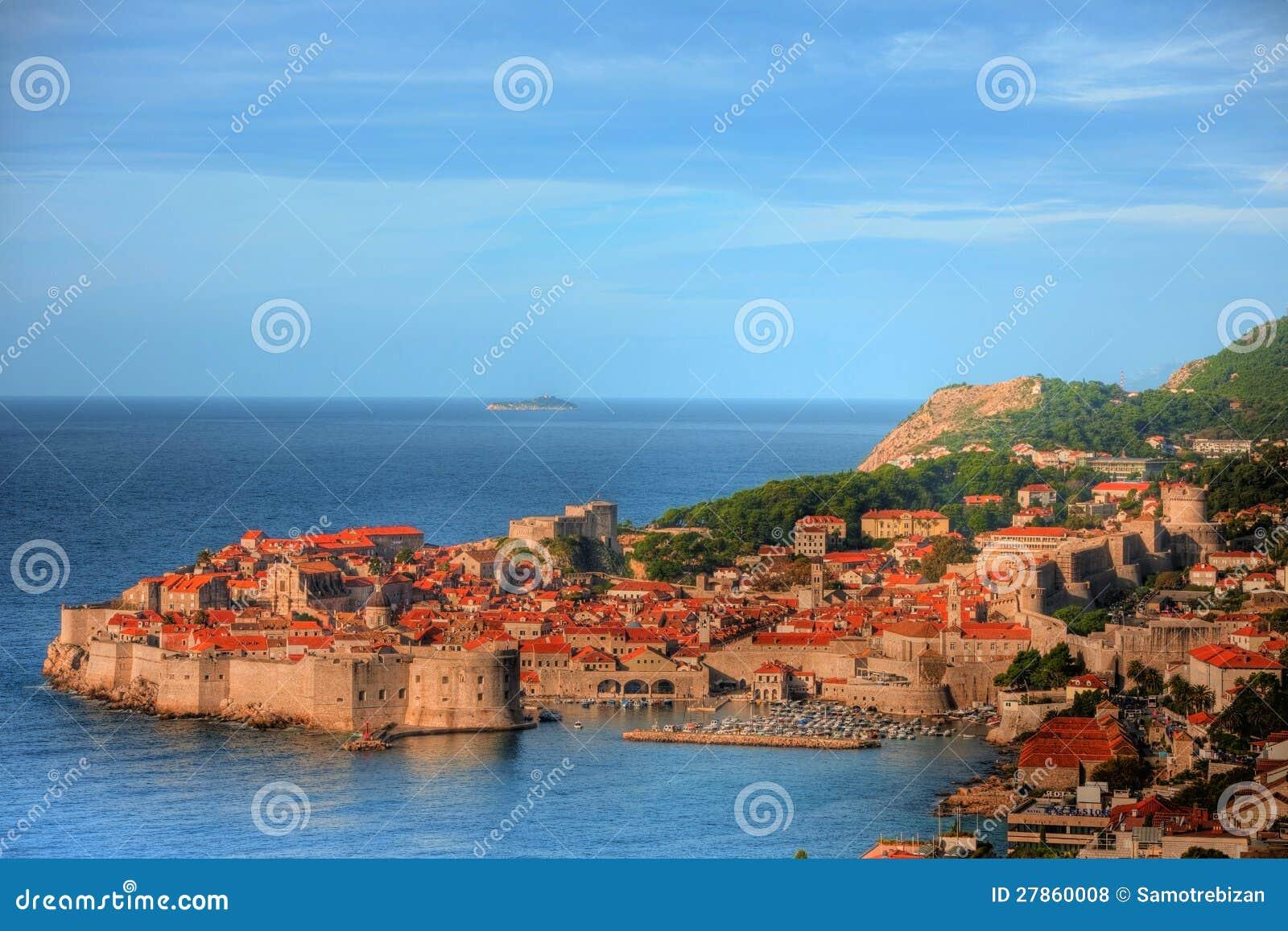 Dubrovnik Stary Miasteczko, Chorwacja