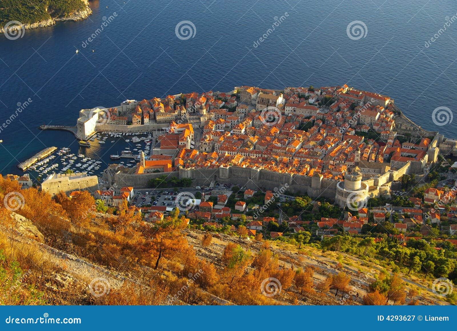 Dubrovnik widok 34