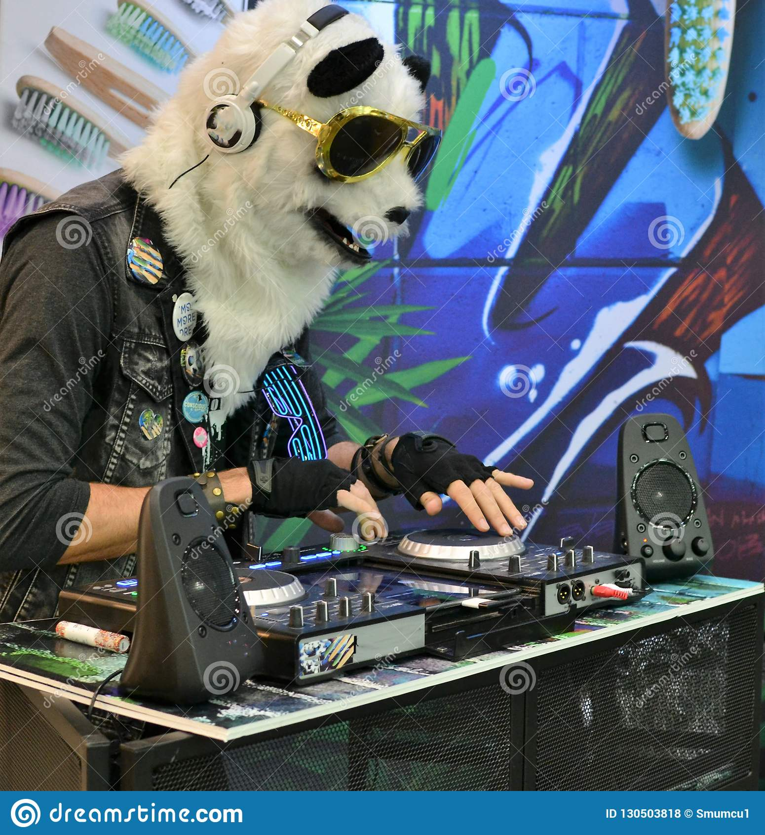 Dubstep en elektronische feestneus