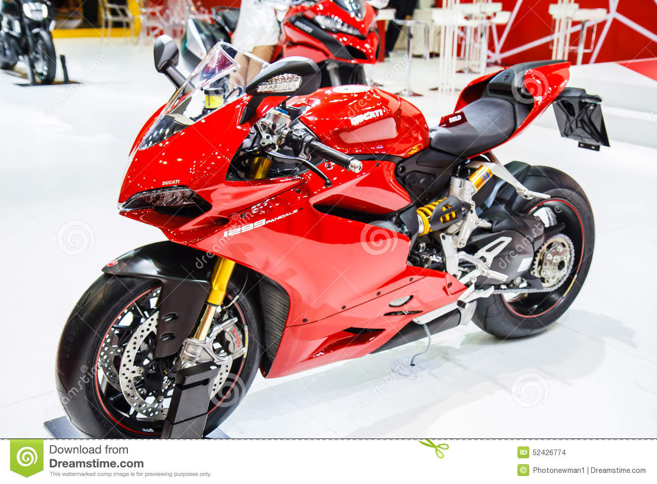 Ducati Car Shows Editorial Stock Image Image Of Model 52426774