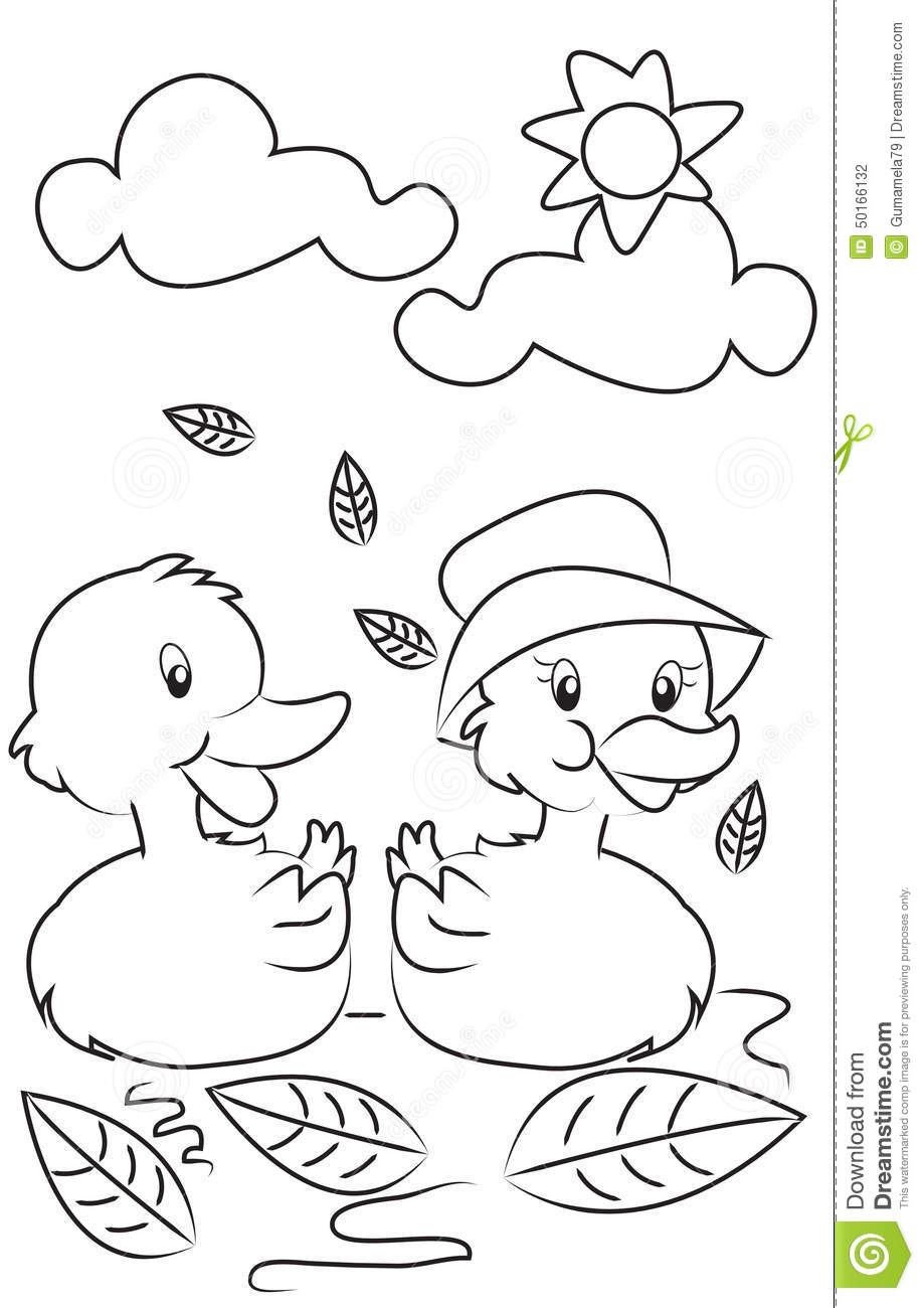 ducks unlimited coloring pages - photo#16