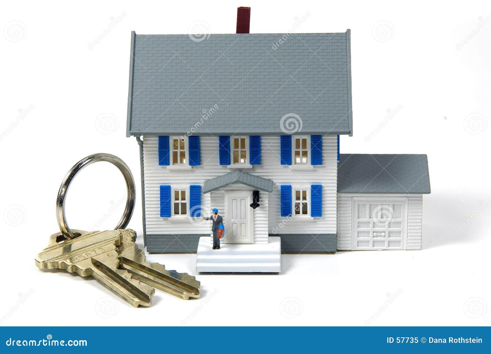 Dueño de una casa 2