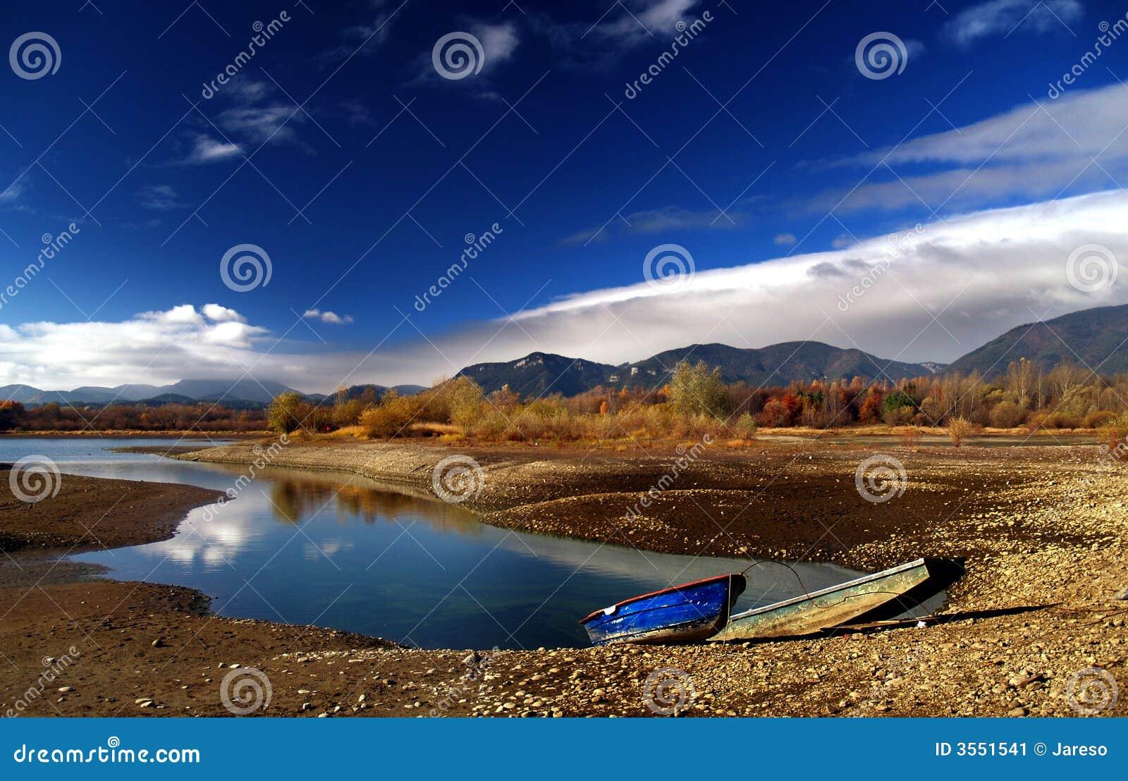 Due barche e laghi