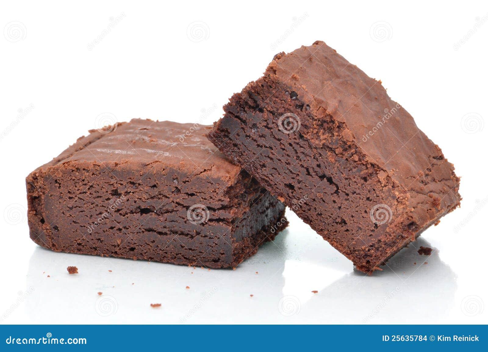 Due brownie