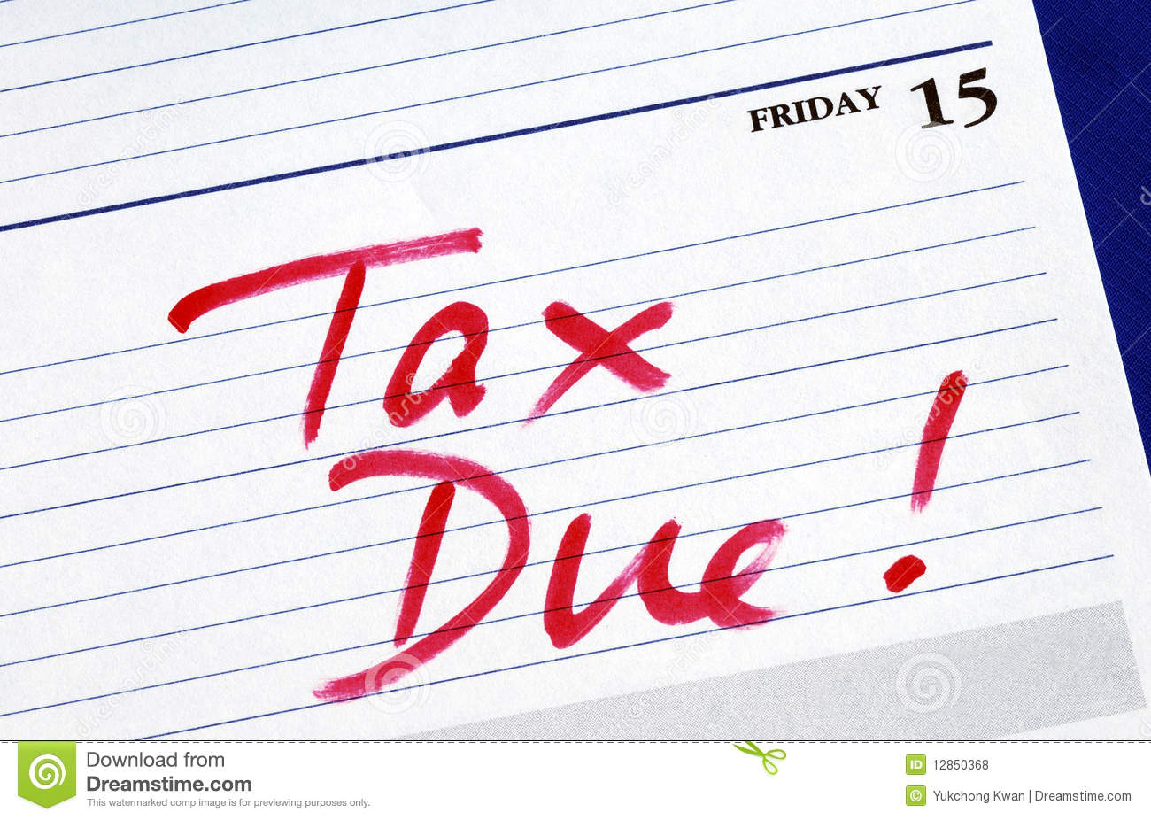Tax Return Dates for 2016 Business Taxes - UPDATED