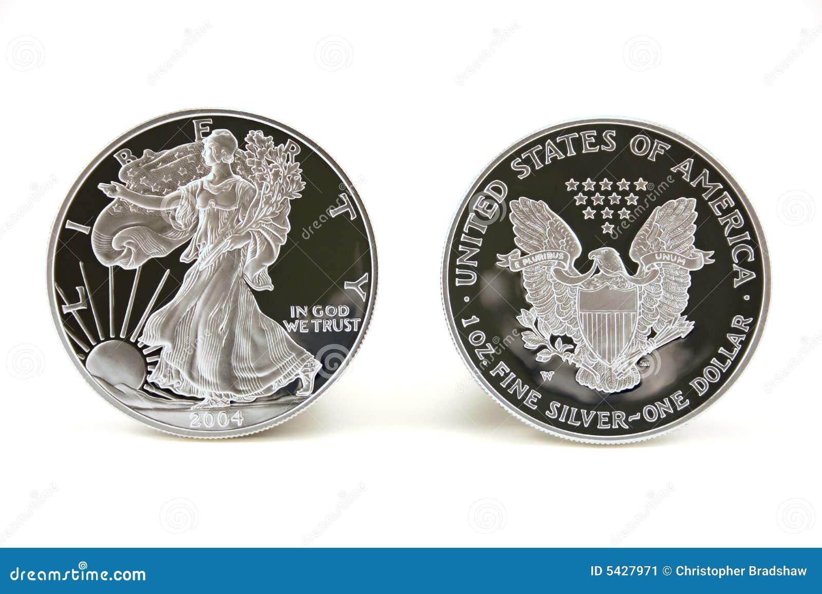 Due dollari d argento