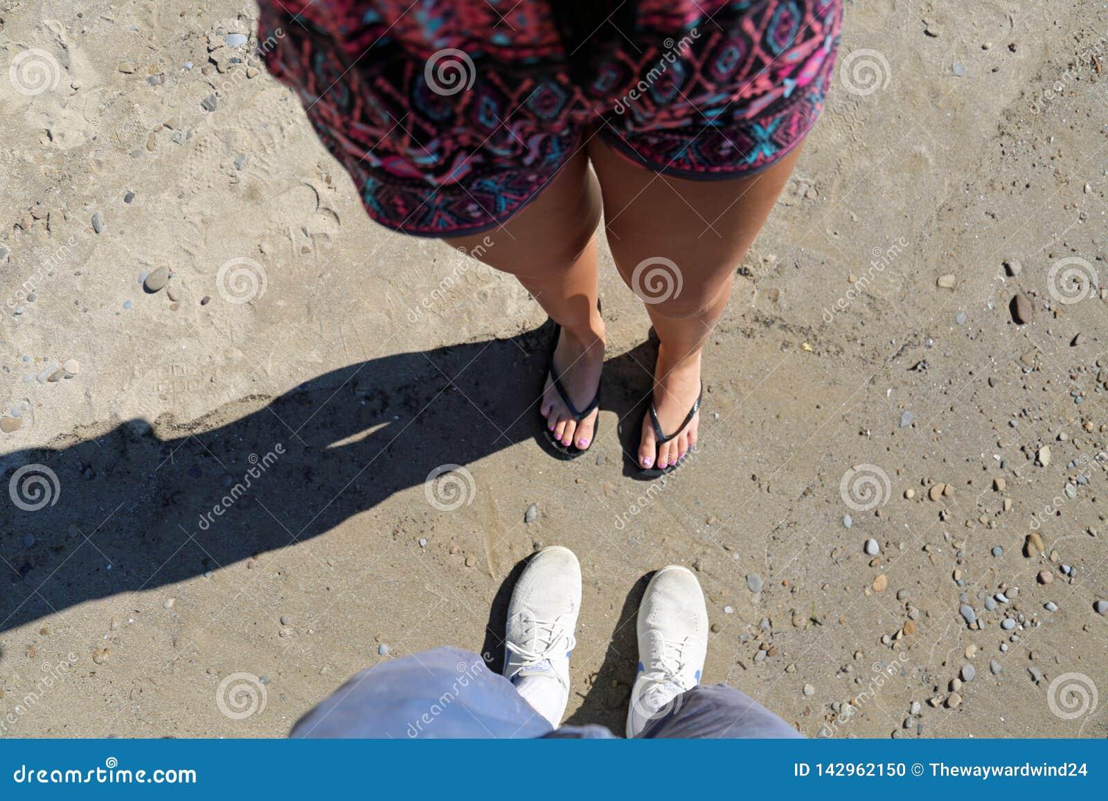 Due insiemi dei piedi