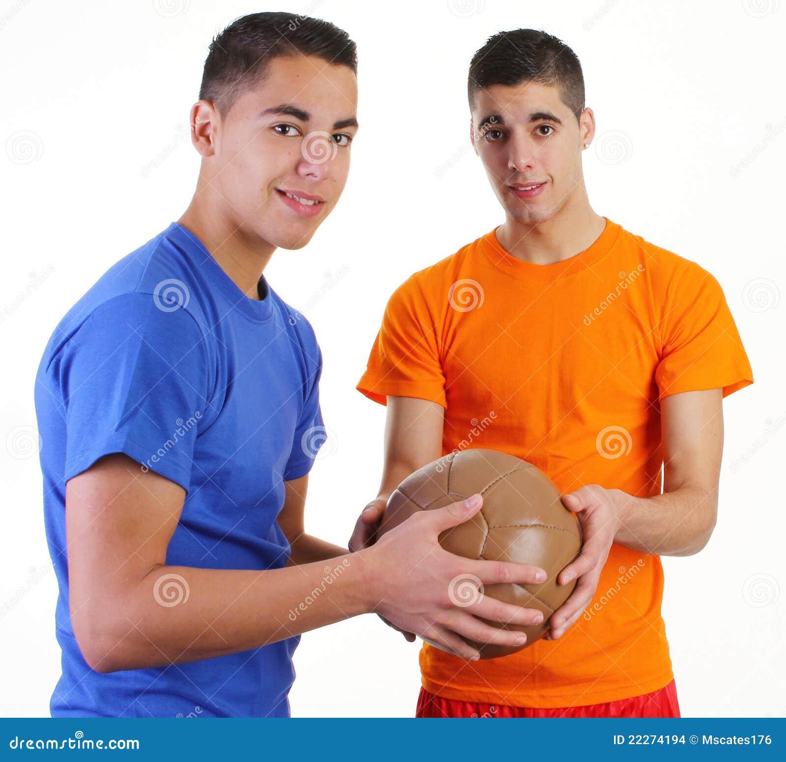 Due tiranti con una sfera del medicene