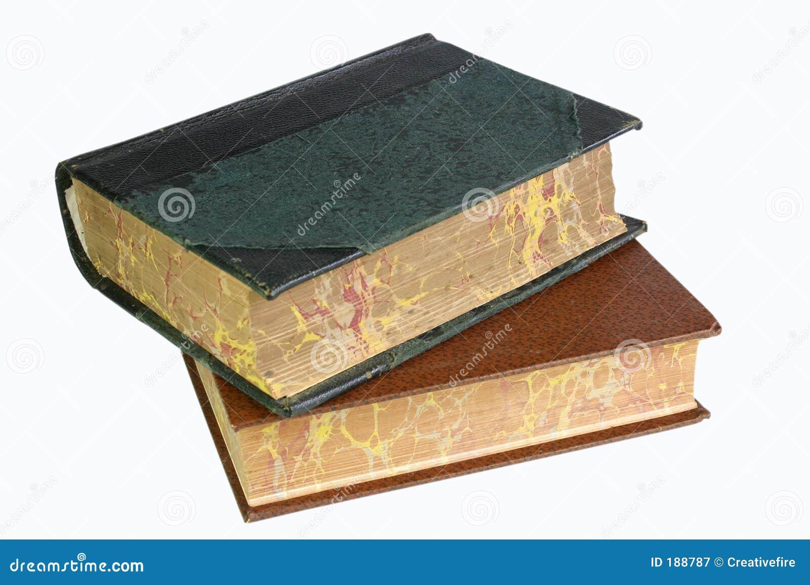 Due vecchi libri