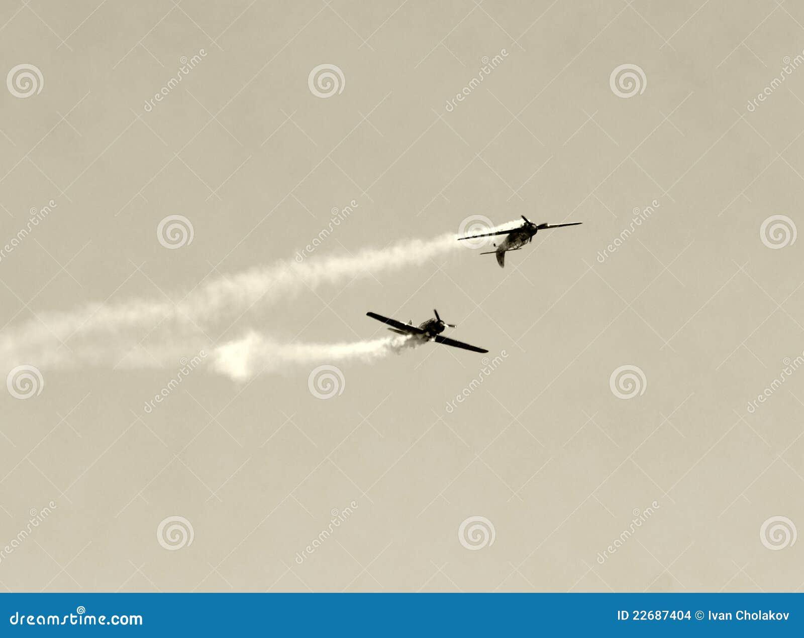 Duelo aéreo